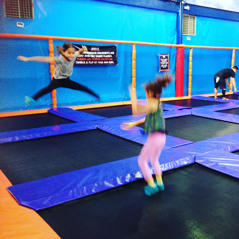 Jump Yard jump