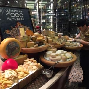 Sofitel Manila cheese room