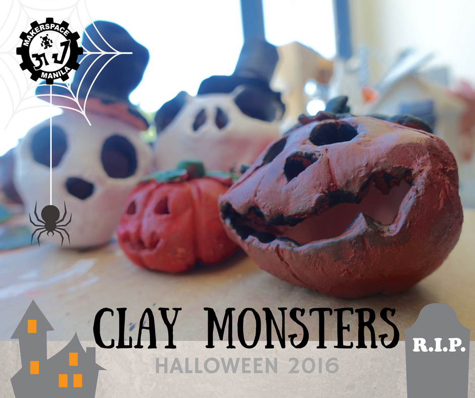 clay-monsters