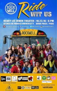 rock-well manila for kids events