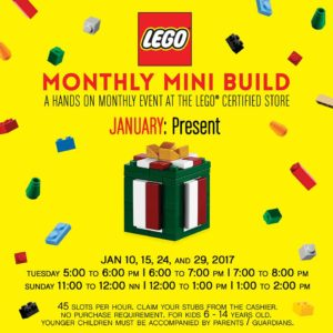 manila for kids january events