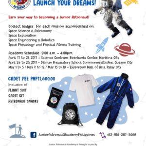 Junior Astronaut Academy