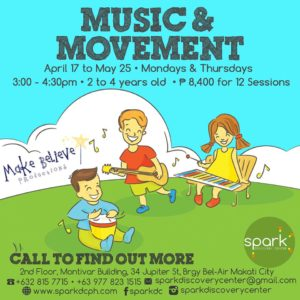 Music and Movement for Toddlers