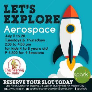 Let's Explore Aerospace