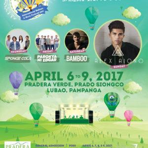 Lubao International Balloon and Music Festival