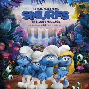 Movie: Smurfs