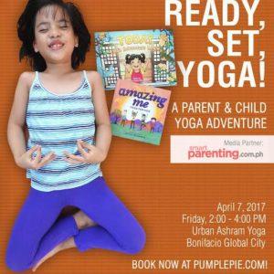 A Parent & Child Yoga Adventure