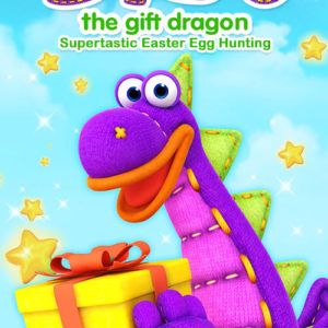 Dibo the Gift Dragon Supertastic Easter Egg Hunt