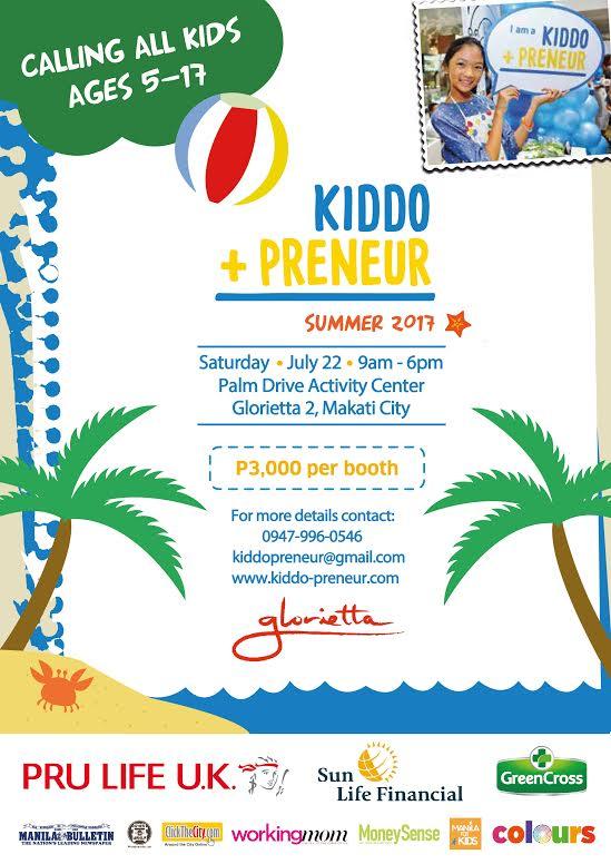 Kiddopreneur 2017 Manila