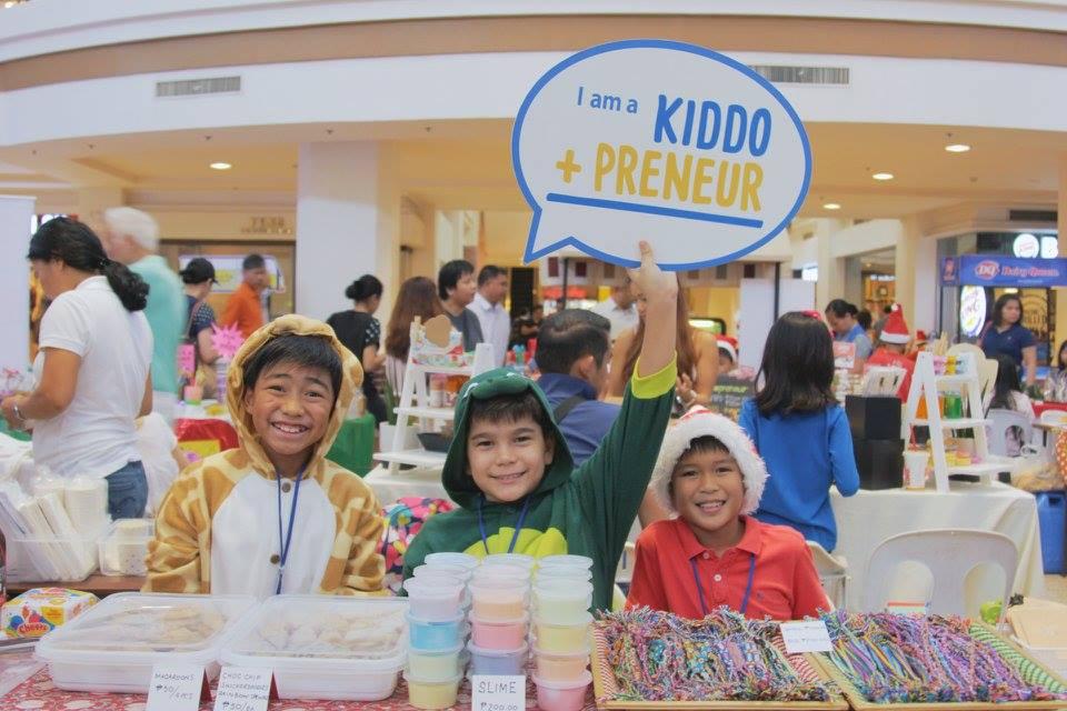 Kiddopreneur manila for kids