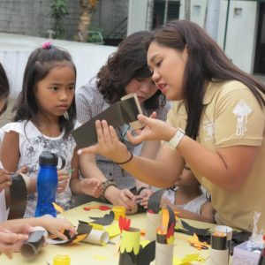 Arts & Crafts at Museo Pambata