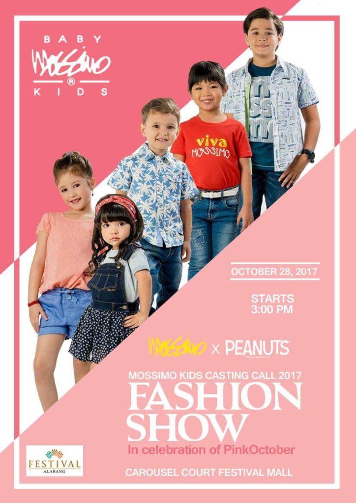 Massimo Kids Fashion Show