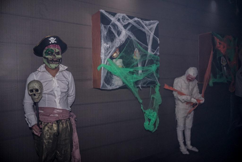 Nickelodeon Halloween 2017