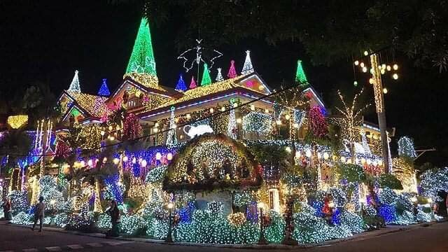 Christmas Antipolo Filinvest 2020 10 Places to Watch Christmas Lights with Kids • Manila For Kids